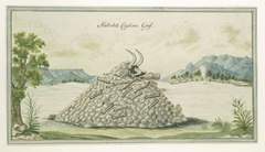 Graf van een Khoi kapitein