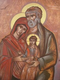 Αγία Οικογένεια / Holy Family