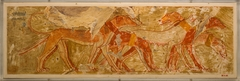 Hounds from Nubia, Tomb of Rekhmire
