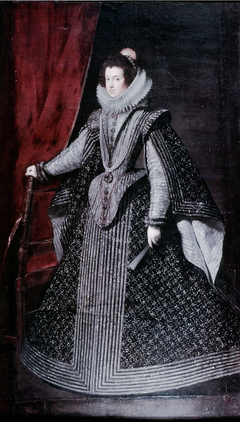 Isabella of Bourbon. First Queen of King Philip IV