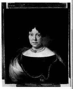 Jacoba Gerarda Scheurleer-Scheurleer (1771-1832), echtgenote van Willem Scheurleer