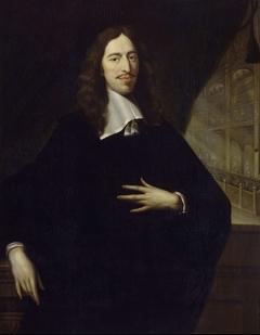 Johan de Witt (1625-1672). Grand Pensionary of Holland
