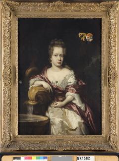 Johanna van den Brande (1668-1691). Echtgenote van Daniël Radermacher II