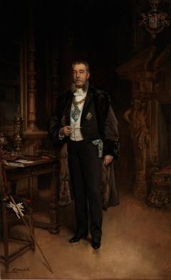 José María de Murga y Reolid I marqués de Linares