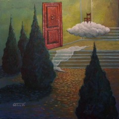 La porta rossa / The red door
