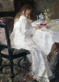 Lady in white (Toorop)
