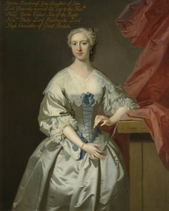 Lady Jemima Campbell, Marchioness Grey, Countess of Hardwicke (1722–1797)