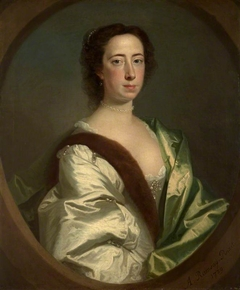 Lady Lucy Manners, Duchess of Montrose (1717 - 1788)