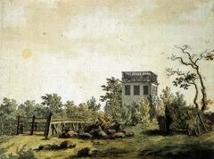 Landscape with Pavilion