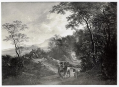 Landscape with Two Men