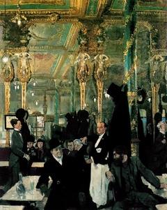 Le Café Royal à Londres