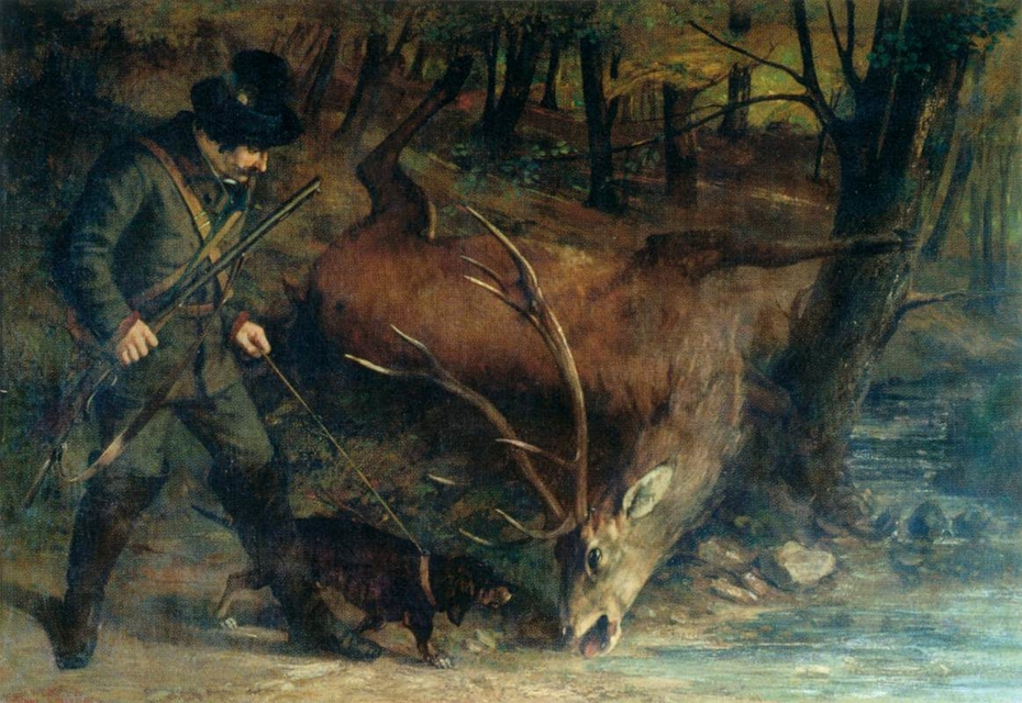Le chasseur allemand