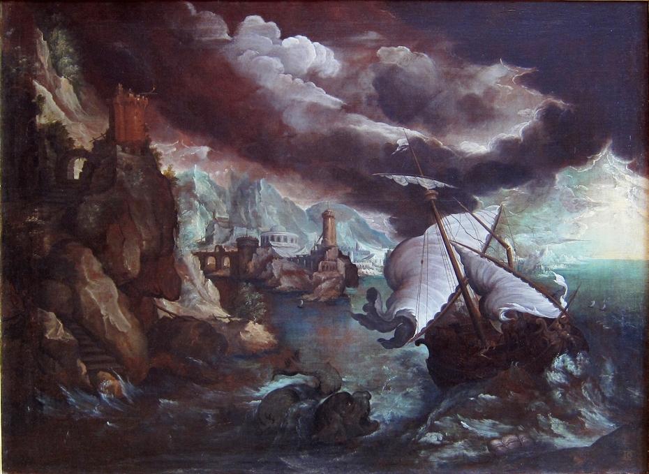 Le naufrage de Jonas