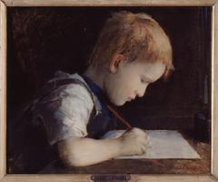 Le petit écriveur