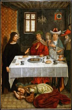 Le Repas chez Simon