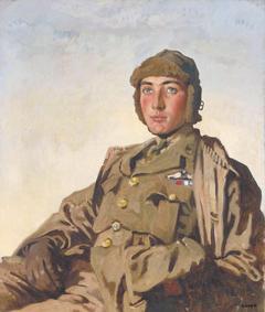 Lieut A. P. F. Rhys Davids, DSO, MC (1897–1917)