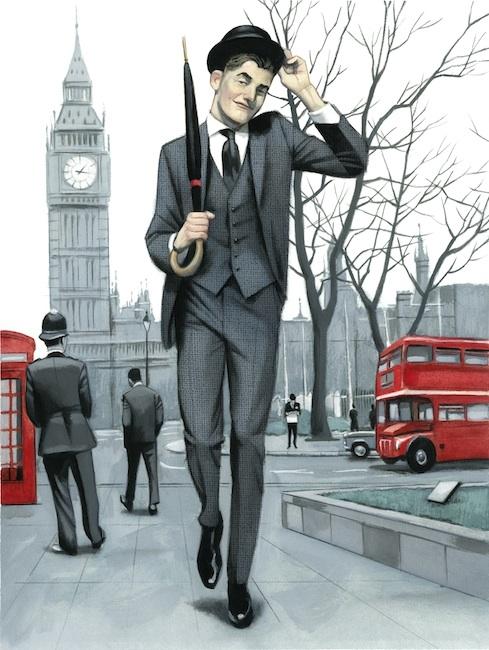 Londres 2012 - Gentleman