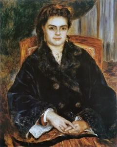 Madame Édouard Bernier (Marie-Octavie-Stéphanie Laurens, 1838–1920)