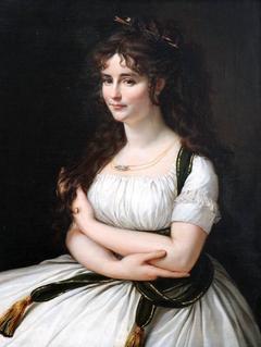 Madame Pasteur, née Madeleine Alexandre ( 1773-1841)