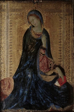 Madonna from the Annunciation Scene