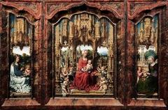 Malvagna triptych