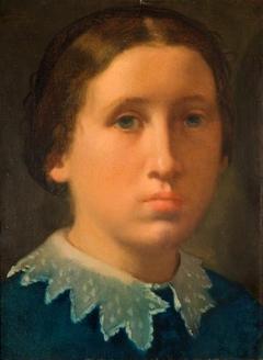 Marguerite, soeur de l'artiste