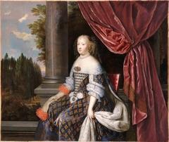 Marie Thérèse of Austria in Royal Costume