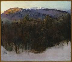 Monadnock, Winter Sunrise