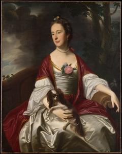 Mrs. Jerathmael Bowers