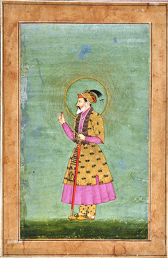 Mughal Emperor Shahjahan