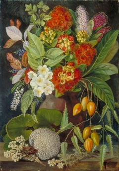 New Zealand Flowers and Fruit