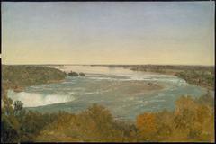 Niagara Falls and the Rapids