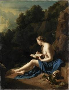 Penitent Magdalene reading