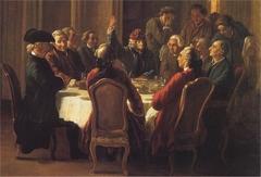 Philosopher's dinner