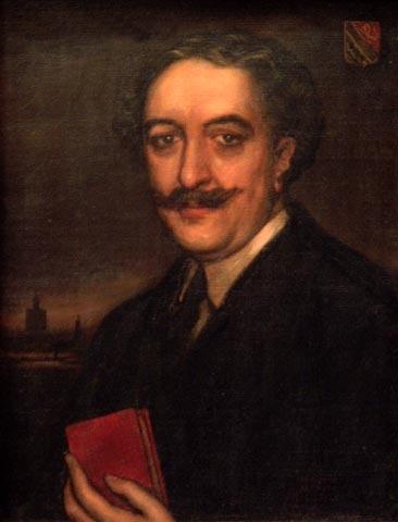 Poeta Joaquín Alcaide Zafra