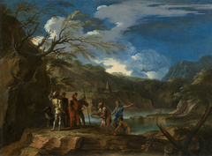 Polycrates and the Fisherman