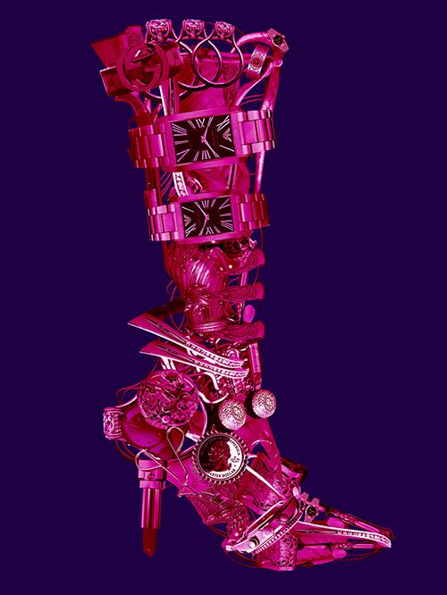 Pop boots