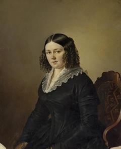 """Portrait of A.I. Kolychiova"""