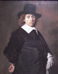 Portrait of a man, possibly Adriaen van Ostade