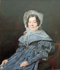 Portrait of a Noblewoman Managetta von Lerchenau
