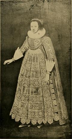 Portrait of Anna Vanlore