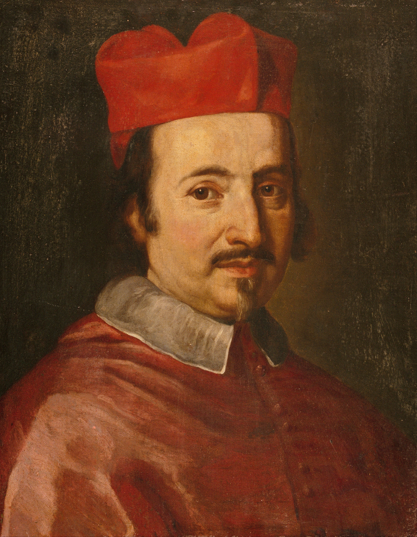 Portrait of Cardinal Girolamo Casanate