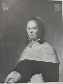 Portrait of Catharina Kies van Wissen