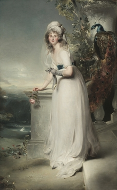 Portrait of Catherine Grey, Lady Manners