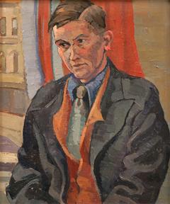 Portrait of Colin McCahon