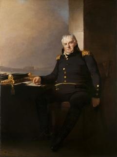 Portrait of Colonel Jonathan Williams (1750-1815)