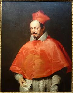 Portrait of Domenico Rivarola (1575-1627)