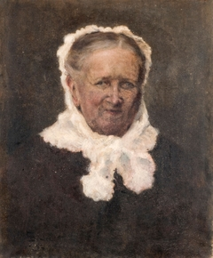 Portrait of Doña Ignacia Martinez de Hoz de Casares