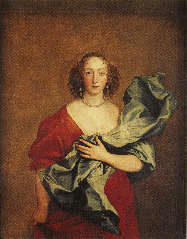 Portrait of Elizabeth Barnham, Countess of Castlehaven (1592-1622), wife of Mervyn Tuchet, 2nd Earl of Castlehaven