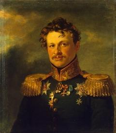 Portrait of Ernest, Prince of Hesse-Philipstal (1771 - after 1836)